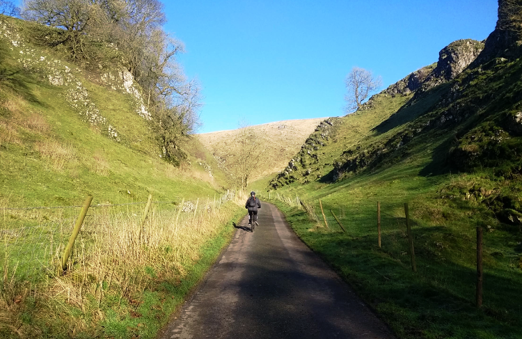 Cycling the Monsal Trail