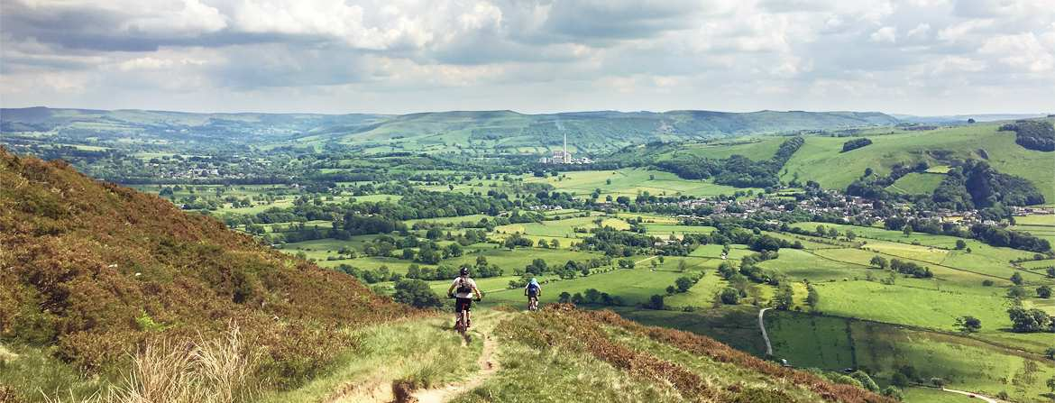Mountain Biking: Going from A to B