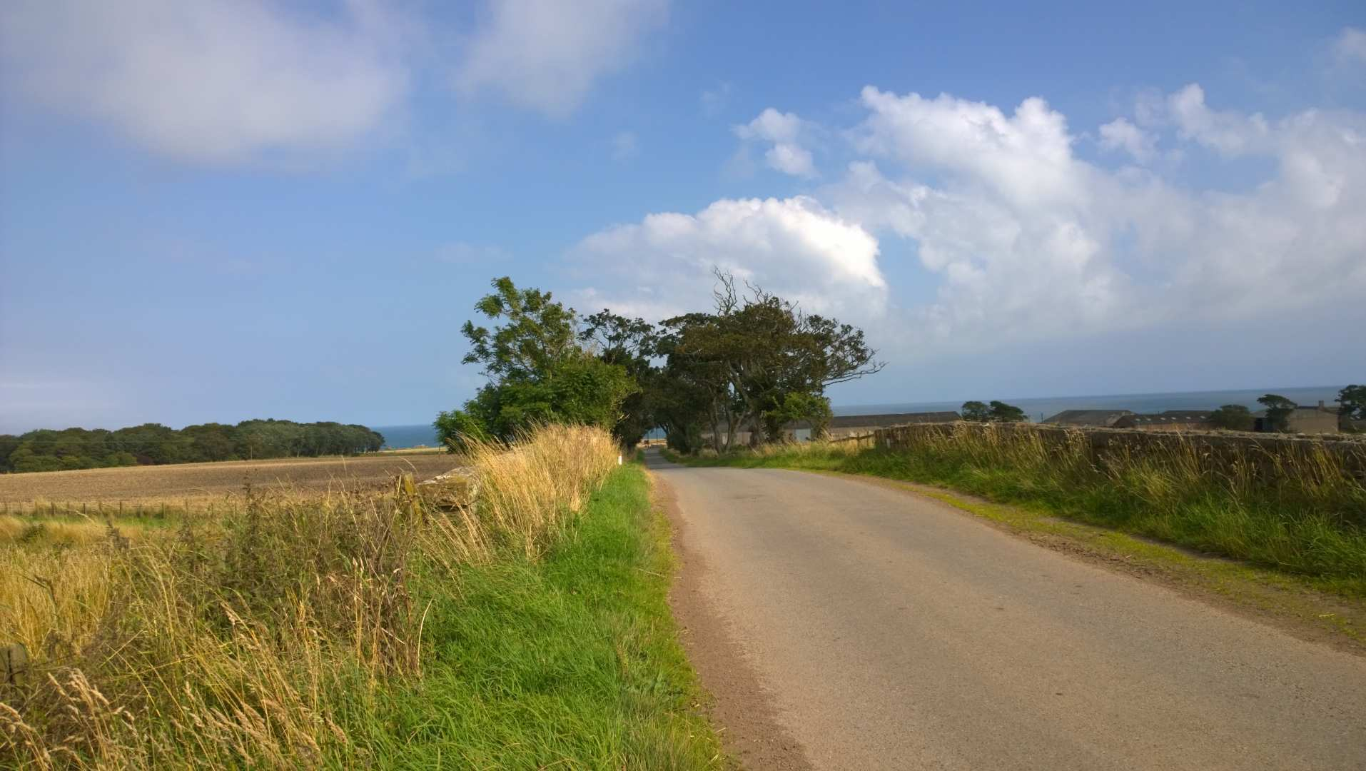 Coast and Castles (North) Road cycling